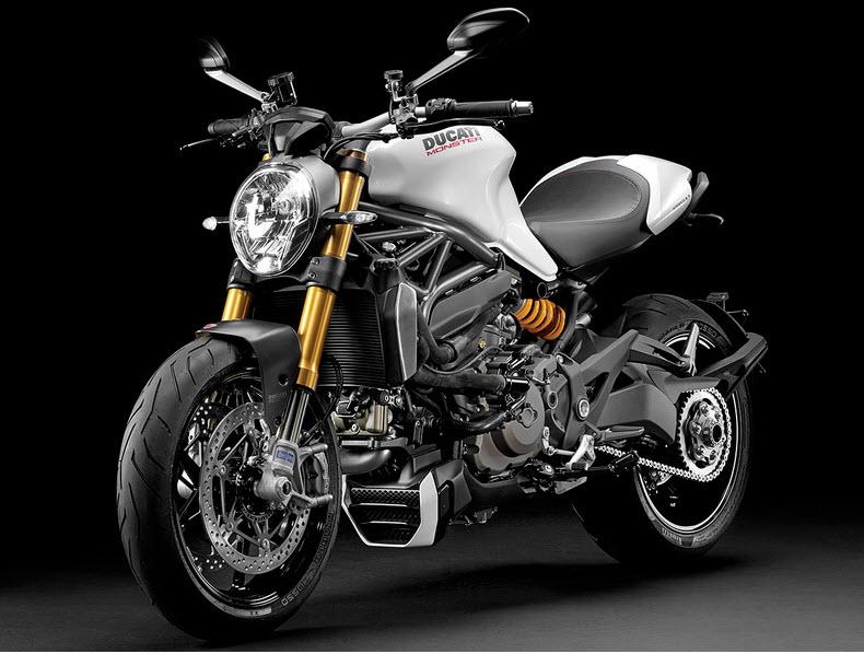 Ducati Monster 1200 สเปค เบื้องต้น