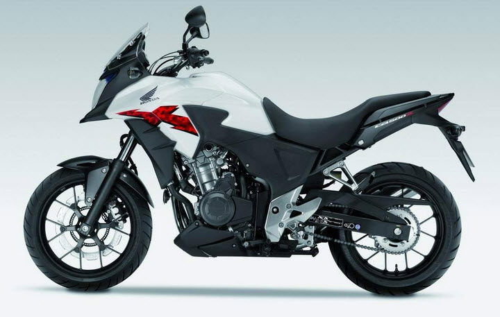 2014 Honda CB500X บิ๊กไบค์
