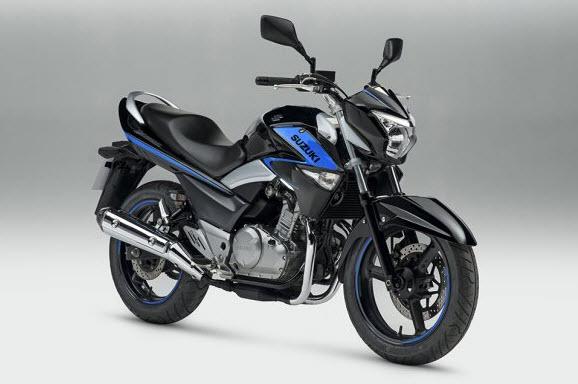2014 Suzuki Inazuma 250Z