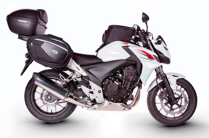 Honda CB500F แต่ง