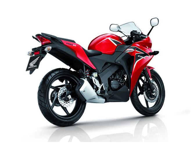 Honda CBR 150R 2012