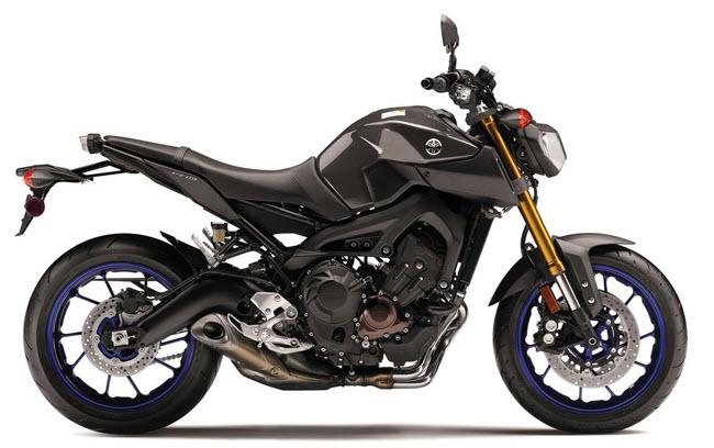 Yamaha FZ-09 รุ่นใหม่