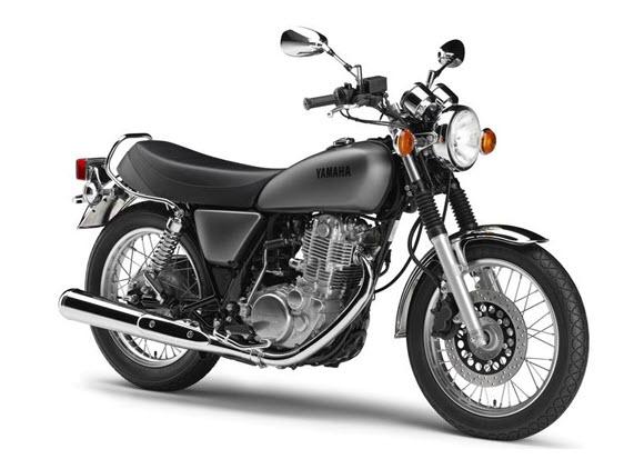 Yamaha SR400 ผ่อน