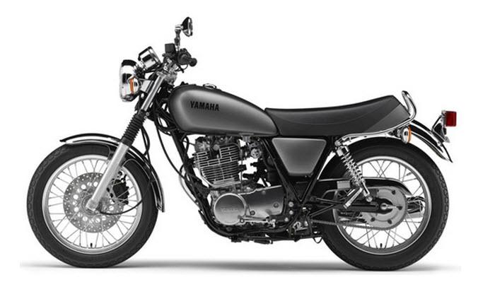 Yamaha SR400 สเปคญี่ปุ่น