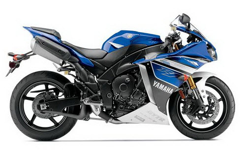 Yamaha YZF-R1 รุ่นใหม่
