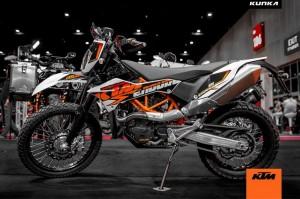 KTM ENDURO R 2014