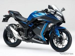 Kawasaki  Ninja 250  รุ่นปี 2015