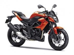 Z 250 SL ราคา 118,000 บาท มี สีเขียว และ สีส้ม
