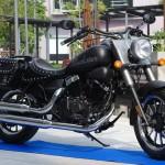 Keeway Blackster 250i (คีเวย์ แบล็คสเตอร์ 250 ไอ) ครุยเซอร์ ราคา92,000 บาท