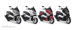 Yamaha Nmax Color