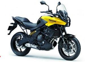 Kawasaki Versys 650 check