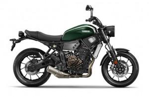 Yamaha XSR700 2015