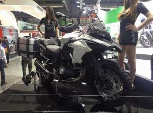 Benelli 500cc รถมอเตอร์ไซค์