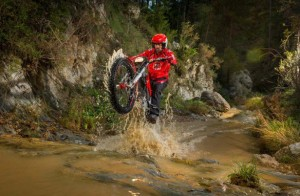 Honda Montesa 4RIDE Trial Bike