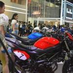 Suzuki new model ในงาน Bangkok Motor Show 2016