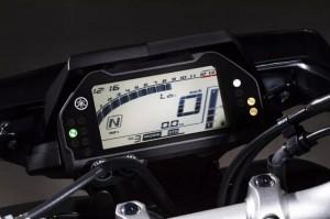 Yamaha MT-10 หน้าปัด