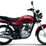 ราคาจักรยานยนต์ซูซูกิ 100 ซีซี Suzuki GD 110
