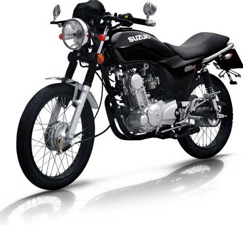 ราคาจักรยานยนต์ซูซูกิ-100-ซีซี