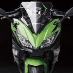 Kawasaki Ninja 650 2017 รายละเอียดชัดทุกส่วน