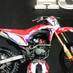 New Honda CRF150L 2017