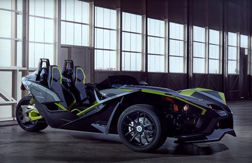POLARIS Slingshot SLR 2018 รถใหม่