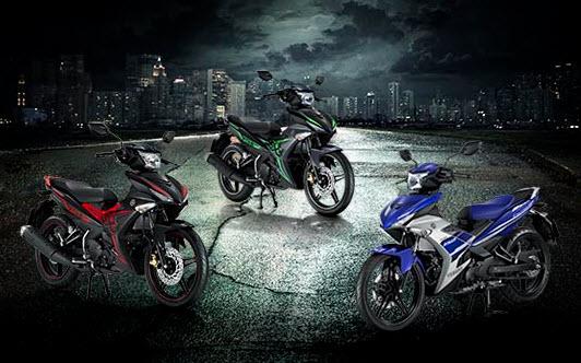 Yamaha Exciter 1502017