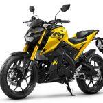 Yamaha M-SLAZสีเหลือง