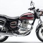 kawasaki estrella250 รถคลาสสิค 250cc