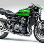 Kawasaki Z900RS 2018 สีเขียว