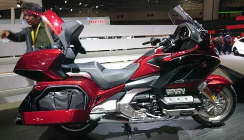Honda Goldwing 1800 2018