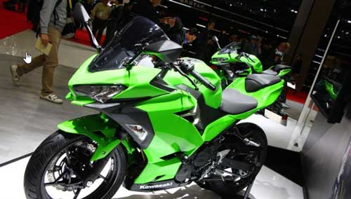 All New Kawasaki Ninja400