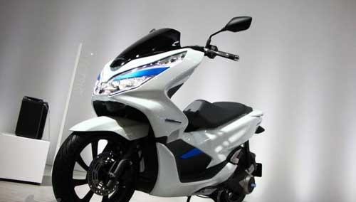 All-New Honda PCX เปิดตัวใหม่พ่วงระบบ Hybrid และ EV
