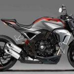 New Honda CB250R CB300R 2017 ใหม่อัพเกรด
