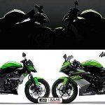 Kawasaki Ninja 125 ราคารถมอเตอร์ไซค์ใหม่