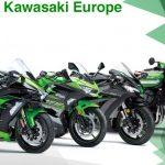 ราคา Kawasaki  Bigbike โมเดลปี 2018
