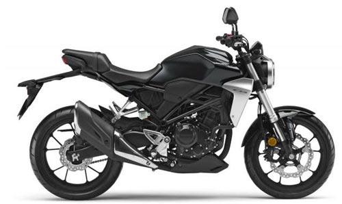 New Honda CB300R 2018