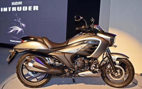 New Suzuki Intruder 150