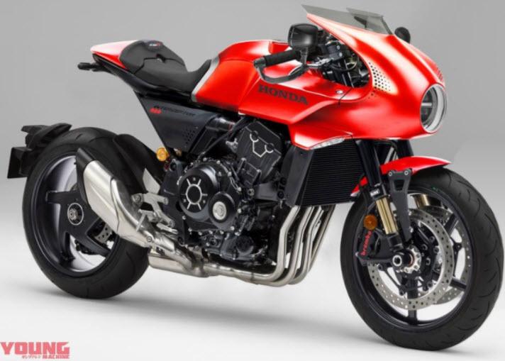 2017-Honda CB1000 Racer
