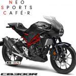 Honda CB300 Racer 2018