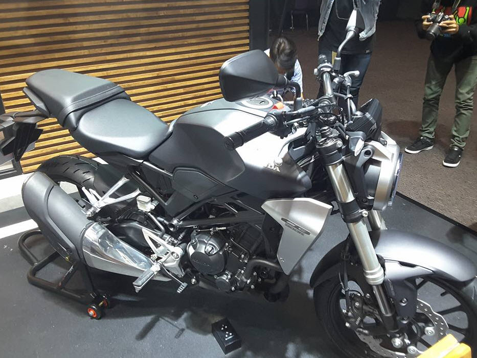 2018 Honda CB300R ราคา