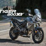 2018 TIGER 800 XRT ราคา มอไซค์ ใหม่