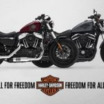 Harley-Davidson Iron 883 หรือ Forty-Eight ดาวน์ 30%