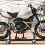 Bigbike Ducati Scrambler Desert Sled Concept