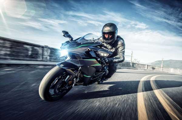 2019 Kawasaki Ninja H2