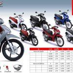 ตัวแทนจำหน่ายรถจักรยานยนต์ Honda ทุกรุ่น โปรโมชั่น ราคาพิเศษประจำเดือน ม.ค. 62