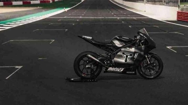 ทรอัมพ์ Moto2