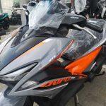 New Yamaha Aerox155 ใหม่ราคาผ่อนดาวน์