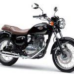 Kawasaki W250 ผ่อน3,048 ราคา220,000 บาทใหม่ 2019