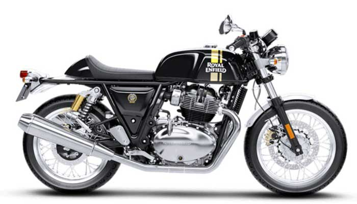 Royal-Enfield-Continental-GT650 ภาพที่4