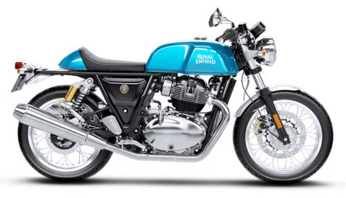Royal-Enfield-Continental-GT650 ภาพที่5